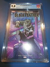 Marvel Action Black Panther #4 CGC 9.8 NM/M Gorgeous Gem Wow