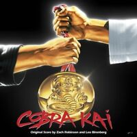 Cobra Kai / O.S.T. - Cobra Kai (Original Soundtrack) [New CD]