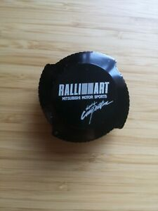 Ralliart Oil Cap Mitsubishi Evo Evolution 4 5 6 7 8 9 GENUINE RARE