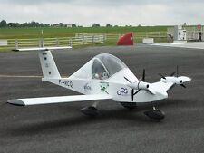 EADS Green Cri-Cri Aerobatic Airplane Model Replica Large Free Shipping