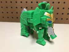 Power Rangers Ninja Steel Deluxe DX Rumble Tusk Elephant Zord