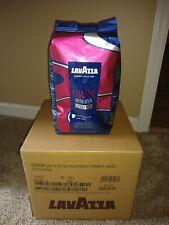New listing Case Of 6: Lavazza Gran Reserva Filtro Dark Roast Coffee Beans 2.2lbs