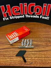 Thread Repair Kit  M8X1.25  With 12 Stainless Steel Inserts  Made in USA Steel