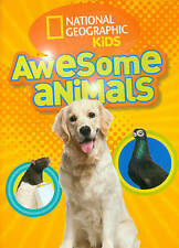 National Geographic Kids: Awesome Animals - DVD