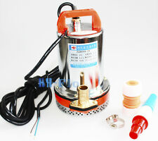 HSH-Flo 12VDC 120W Farm & Ranch Solar Powered Submersible Water Well Pump