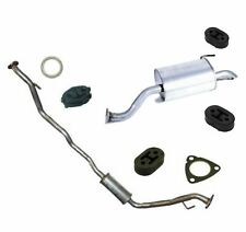 Honda Jazz Mk2 2002-2008 OEM Replacement Centre Silencer Exhaust/Gskts Back Box