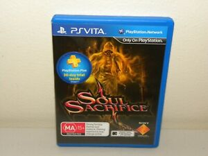 Soul Sacrifice - (PlayStation Vita) PSVITA PS VITA - VGC