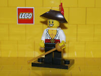 Lego Series 12 Swashbuckler NEW (No Packet)