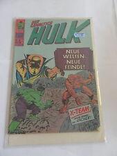 1x Marvel Comic - Hulk (# 19)