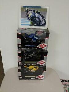 Guiloy 1:10 Valentino Rossi #46 3 Pc. Race Bike Set w/Picture