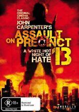 Assault On Precinct 13 - DVD - Brand New