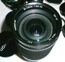 Tamron SP Adaptall-2 35-210mm f/3.5-4.2 Zoom Lens Minolta MD Mount X-700 X-570