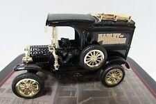 HARLEY-DAVIDSON 1913 FORD MODEL T DELIVERY VAN  DIE CAST VINTAGE COLLECTOR