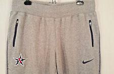 Nike Dream Team Olympic Warm Up Pants USA Basketball Men's 2XL XXL Gray tech