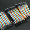 120pcs/set Dupont Wire Jumper Cable Cord For Arduino Breadboard 11cm Replacement