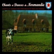 CD Normandy, provinces and countries of France / IMPORT