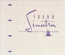 The Capitol Years [Box] by Frank Sinatra (CD, Nov-1990, 3 Discs, Capitol)