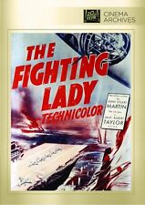 The Fighting Lady DVD (1944) - Robert Taylor, Charles Boyer, William Wyler
