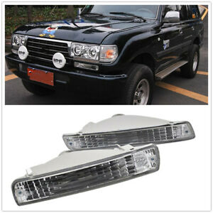 Durable Driving Light LED For Toyota Land Cruiser LC80 FJ80 FZJ80 4500 1991-1997