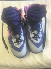 Nike Hyperenforcer XD Men Size 7.5 Purple And Pink Basketball Outdoors