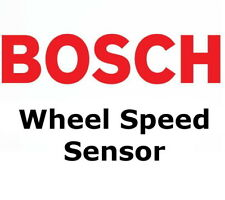 85-97 CHEVROLET Corvette 83 Convertible ABS Wheel Speed Sensor BOSCH 0265001166