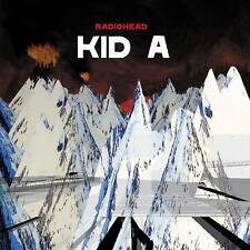 "Radiohead Kid-A [Latest Pressing] 12"" LP Vinyl Record Album Radio Head Sealed"