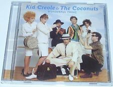 Kid Creole & The Coconuts: Wonderful Thing - (2000) CD Album