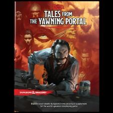 Dungeons & Dragons D&D 5E (5th Edition) - Tales from the Yawning Portal (New)
