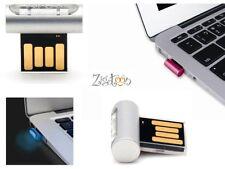 Mini Clé USB Argent, Silver Flash drive, Silber USB-Stick 8 Gb Go Ryval