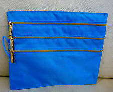 Napoleon Perdis Blue Holiday Cosmetics Bag, Brand New Sealed!