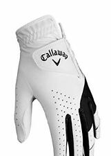 Callaway 2019 X Junior Golf Glove, White, Medium, Right Hand for the Left Hande