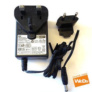 Belkin G F5D7632-4 Router Netzteil 12V 2A UK Eu