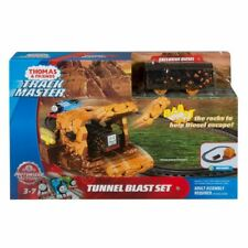 Trackmaster Thomas & Friends Tunnel Blast Set Fisher Price Train Playset Toy Kid