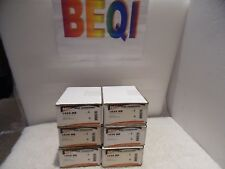 NSI 1024 MB 225A Neutral Bar Wire Connector Mounting Base 4-14 AWG NIB Lot of 6