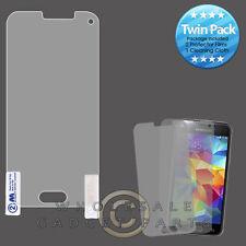 Samsung Galaxy S5 Mini MYBAT LCD Screen Protector-Twin Pack Guard Shield