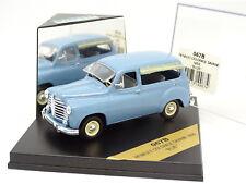 Velocidad 1/43 - Renault Coloreado Sabana 1950 Azul