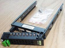 HDD Caddy Rahmen 2.5 A3C40135103 Fujitsu Primergy TX200 TX300 RX200 RX300 S7 S8