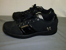 New Balance 620 CT Classic CT620BP Black Suede Sneakers No Insoles Size 11