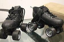 Pacer Gtx-500 Roller Skates - Black Sz 5 #5015-5064