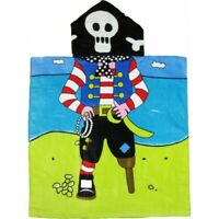 Kreative Kids Pirate Hooded Towel T6503
