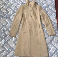 ZARA Camel Coat Sz small