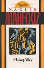 MIDAQ ALLEY a novel by Naguib Mahfouz FREE SHIPPING paperback book historical