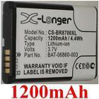 Batterie 1200mAh Pour BLACKBERRY 8700g