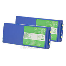 2  2*6V 2200mAh Ni-Mh Crane remote battery for HBC FUB10AA FUB10XL FUB78AA