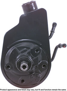 Remanufactured Power Strg Pump With Reservoir Cardone Industries 20-8747