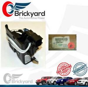 NEW OEM CHEVY GMC CADILLAC 07-16 SUV REAR TAILGATE LATCH LOCK 15887967 13584872
