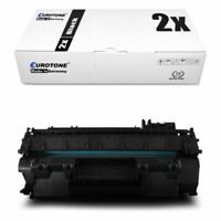 2x Eco Cartridge XXL For Canon Lasershot LBP-3300 LBP-3360