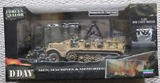 FORCES OF VALOR TANKS 80047 GERMAN HALF TRACK TANK 1/32 /  DRAGON KING COUNTRY