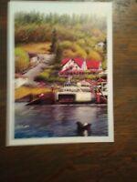 GREETINGS CARDS WASHINGTON STATE FERRIES ORCAS ISLAND WASHINGTON
