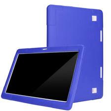 Universal Tablet Hülle Für 10/10.1 Zoll Android Tablet PC Silikon Tasche Blau DE